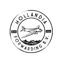 Hollandia Forwarding logo